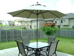 Patio Furniture With Umbrella Sets Property Photo Gallery Next Image Clearance