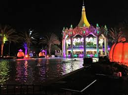 Halloween Theme Park by Theme Park Overload Halloween Haunt 2016 At California U0027s Great