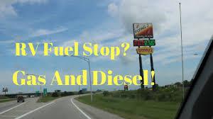 RV Fuel Stop.