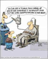 Electric Chair Cartoon 1 Of 88