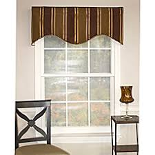 window scarves window valances bed bath beyond
