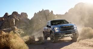 100 Toughest Truck 2017 Ford F150 Raptor Soars Across Southwest US