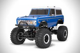 100 Rc Ford Truck Tamiya RC Bronco Crawler HiConsumption