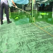 TRANSPARENT EPOXY FLOOR PAINT 3D FOR PLASTIC