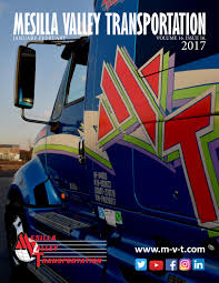 100 Mvt Trucking MVT JanuaryFebruary 2017 By MVT Services Issuu