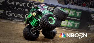100 Monster Trucks Cleveland TV Listings Jam