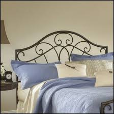 Wrought Iron And Wood King Headboard by Bedroom Fabulous Queen Headboard And Footboard Sets Oak