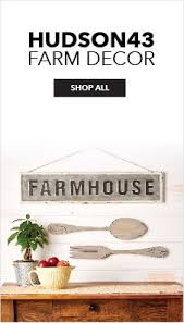 Show Off Your Rustic Side With Hudson43 Farm Decor From Joann