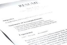 A Complete IT Technician Resume With Summary Statement Example