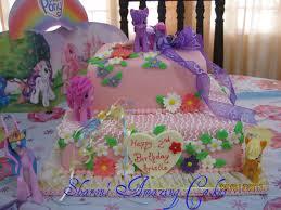 32A1 My Little Pony Cake