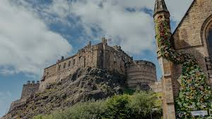 100 Edinburgh Architecture Castle Full Access Tour History Tales