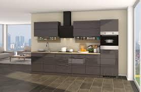küchenzeile hamburg küche mit e geräten breite 320 cm hochglanz grau graphit