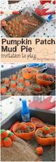 Spookley The Square Pumpkin Preschool Activities by Pumpkin Patch Mud Pie Invitation To Play Mini Pumpkins Play