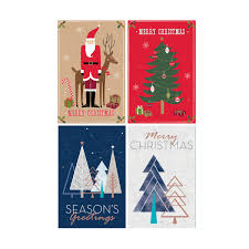 Kmart Christmas Tree Skirt by 10 Pack Wishing Tree Boxed Cards Assorted Kmart