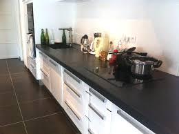 plan de travail cuisine carrelé plan travail beton beton cire sur carrelage plan de travail cuisine