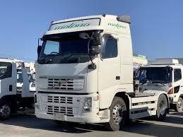TRUCK-BANK.com - Japanese Used 81 Truck - VOLVO VOLVO FH BKG-B2TCA1 ...