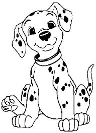 101 Dalmatiens Disney 4 Coloriage Les 101 Dalmatiens Coloriages