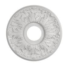Small Two Piece Ceiling Medallions by Shop Ceiling Medallions At Lowes Com