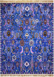 Un Official Finalist Best Transitional Design New Classic Reverse Tabriz Midnight Blue