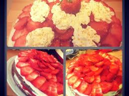 dessert au mascarpone marmiton gâteau à la fraise et au mascarpone recette de gâteau à la