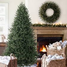 Balsam Christmas Trees Uk by 7 U0027 Balsam Hill Saratoga Spruce Artificial Christmas Tree Unlit