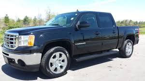 100 2009 Gmc Truck Sold GMC SIERRA 1500 SLT CREW CAB 4X4 BLACK 39K GM CERTIFIED