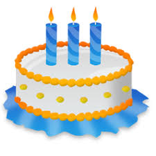 Birthday Cake Event Party Icon