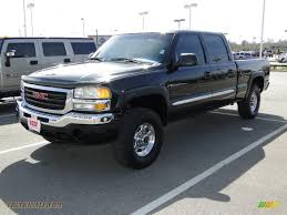2003 GMC Sierra 1500 HD SLE Crew Cab In Onyx Black - 123634 | Truck ... How To Install Replace Fuel Filter 19992006 Gmc Sierra Chevy 2003 3500 Utility Bed Pickup Truck Item Ed9682 Gmc 2500 Hd Crew Cabslt Pickup 4d 6 12 Ft Photos Specs News Radka Cars Blog Overview Cargurus Gmc Parts Catalog Fresh Truck Used 4500 Dump Truck For Sale In New Jersey 11199 2500hd 600hp Work Diesel Power Magazine 4 Wheel Drive Online Government Auctions Of Topkick History Pictures Value Auction Sales Research Starting Wiring Diagram Diy Enthusiasts
