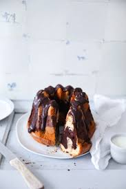 donauwelle gugelhupf ein marmorkuchen napfkuchen mit kirschen