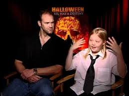 Michael Myers Actor Halloween 5 by Halloween Exclusive Tyler Mane And Daeg Faerch Youtube
