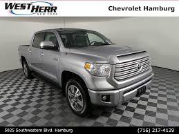 Used 2014 Toyota Tundra Platinum 4D CrewMax 55662 17 14075 Automatic ...
