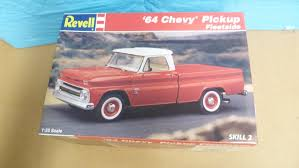 Vintage 1996 Revell 1964 Chevy Fleetside Pickup Truck Model Factory ... 1964 Fender Emblems Chevy Truck C10 Wiring Wire Center Vintage 1996 Revell Fleetside Pickup Model Factory Chevrolet Parts For Sale Clever 64 C 10 Google Search Revell Chevy Pickup Truck 125 Car Mountain Open Hot Rod Network The Trucks Page Chevy Impala Lowrider Pictureshyde Park Chevrolet Building 72 Greattrucksonline 100 C10 Parts Truck Youtube Index Of Publicphotoforsaletruck A Is Rescued From Being Scrapped And Crushed