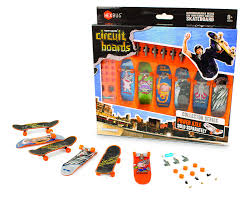 Tech Deck Finger Skateboard Tricks by Tony Hawk Circuit Boards By Hexbug Collector Series Hexbug
