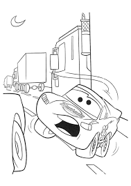 Car 2 Coloring Pages And More Of These Cars