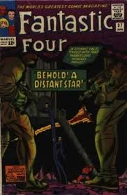Marvel Comicss Fantastic Four Issue 37