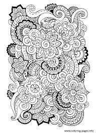 Zen Antistress Free Adult 5 Coloring Pages Print Download 580 Prints