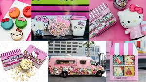 100 Food Trucks In Tampa The Hello Kitty Cafe Truck Rolls Into On Saturday