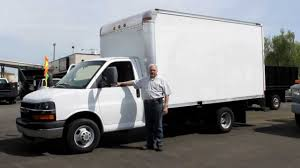 100 Cube Trucks For Sale Town And Country Truck 5816 2007 Chevrolet 3500 14 Ft Box