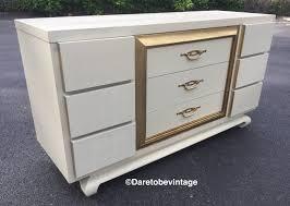 Heywood Wakefield Dresser Los Angeles by Mid Century Modern American Martinsville Dresser Mid Century