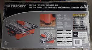 Husky Wet Saw Thd750l Manual by 16 Husky Tile Saw Husky Thd750l Tile Saw Manual Need An