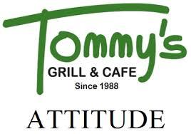 Tommys Patio Cafe Lunch Menu by Tommy U0027s Grill U0026 Café