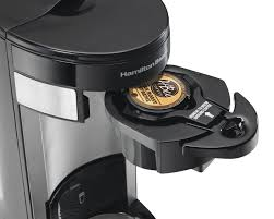 Hamilton BeachR FlexBrewR Single Serve Coffee Maker