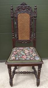 19th Century Carved High-Back Hall Chair Rare Antique 19th Century American Gothic Handcarved Solid Oak High Back Black Leather Upholstered His Her Throne Chairs Vintage Handcarved Cane Highback Hooded Chair Set Of 8 62 Arts And Crafts Carved Oak Ding Chairs High For Kitchen Table Spanish Conquistador Contemporary Carved Wood Side 43 Sandy Brown Linen Natural Cedar Accent 31092775 About Us Italian Renaissance Style 20th Cent Mahogany Throne Chair With Lion Arms A Back Crest Stretcher Brown Country Armchair C Spning Bedroom Seating Russian Arm Newel Bishops Occasional Blue Lion