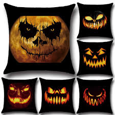 US $2.49 37% OFF|Halloween Pumpkin Lamp Horror Devil Patterned Pillow Cover  Linen Cotton Printed Pillowcase Home Chair Seat Decorative 6A0184-in ... Witch Chair Cover By Ryerson Annette 21in X 26in Project Sc Rectangle Table Halloween Skull Pattern Printed Stretch For Home Ding Decor Happy Wolf Cushion Covers Trick Or Treat Candy Watercolor Pillow Cases X44cm Sofa Patio Cushions On Sale Outdoor Chaise Rocking For Halloweendiy Waterproof Pumpkinskull Prting Nkhalloween Pumpkin Throw Case Car Bed When You Cant Get Enough Us 374 26 Offhalloween Back Party Decoration Suppliesin Diy Blackpatkullcrossboneschacoverbihdayparty By Deal Hunting Diva Print Slip