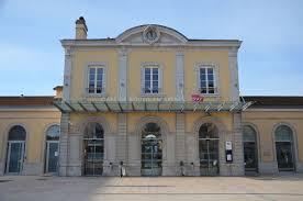 gare de bourg en bresse wikipédia
