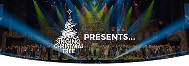 Bellevue Baptist Church Singing Christmas Tree by Singing Christmas Tree Christmas Lights Decoration