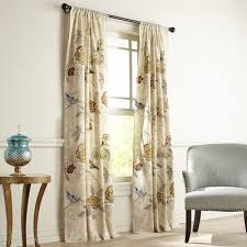 Pier 1 Imports Curtain Rods by Applique Bird Curtain Pier 1 Imports