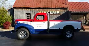 1946 Dodge Truck 4x4 Cummings Diesel Power Wagon - Classic Dodge Ram ...