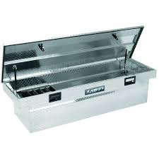 100 Aluminum Truck Tool Boxes Lund 4775 In Diamond Plate Full Size Crossbed Box