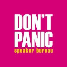 the speaker bureau don t panic speaker bureau dpspeakerbureau